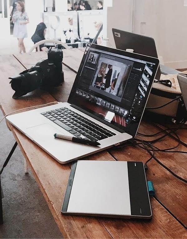 Mac Computer and Laptop
