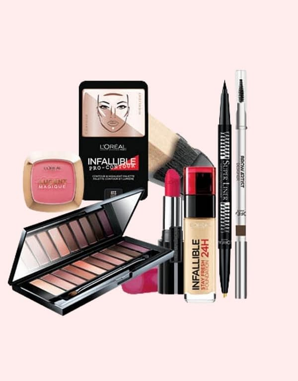 L'Oréal Cosmetics